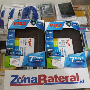 Vizz Baterai Samsung S4 B600BC, I9500, S4, I9508, I9502, Grand 2 (Garansi 3 bulan)